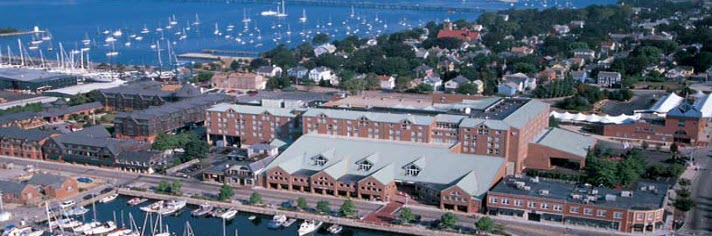 Newport Vacation Packages with Vacations by Marriott