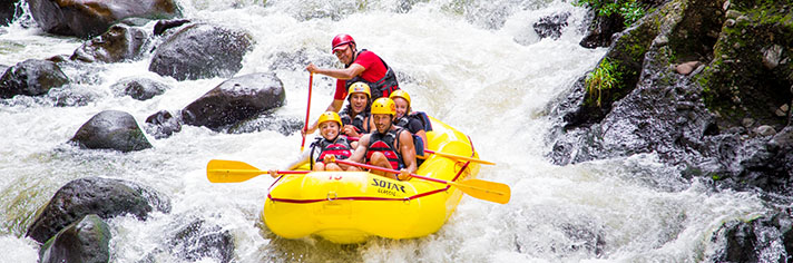 Costa Rica Whitewater River Rafting   MDAM ID 50397234