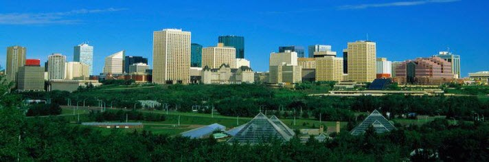 Edmonton Vacation Packages with Vacations by Marriott
