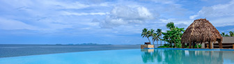 Fiji Marriott Resort Momi Bay Infinity Pool