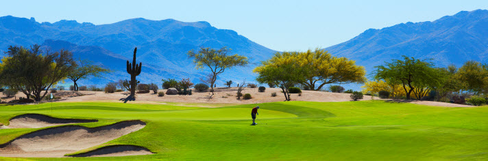 Golf Vacations with Marriott