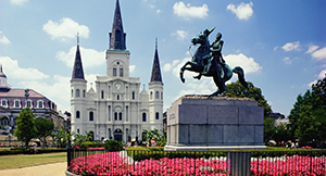 Step into the Beautiful Scenery of New Orleans