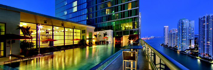 JW Marriott Marquis Miami Vacations
