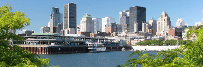 Montreal Canada Vacation packages from Vacations by Marriott.