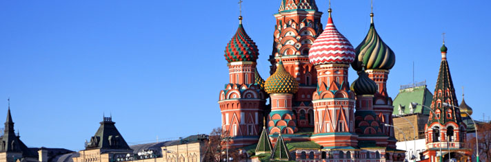 Moscow Vacation Packages with Vacations by Marriott