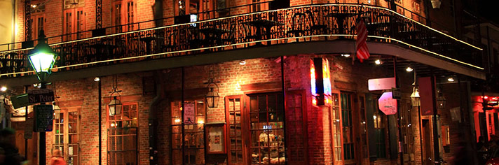 New Orleans Vacation Packages with Marriot