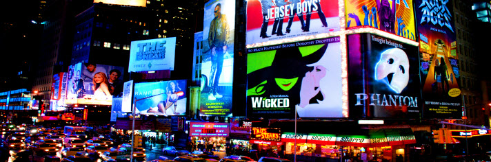 New York City Broadway Vacations with Marriott