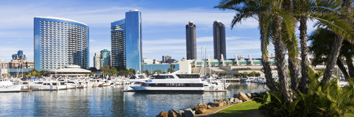 San Diego Vacations with Marriott