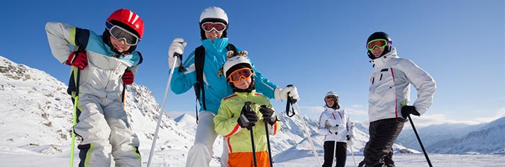 Ski Vacation Packages with Vacations by Marriott