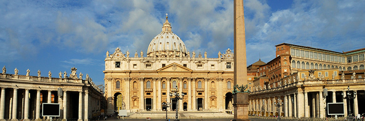 St Peters Basilica Vatican City      GettyImages-136187370
