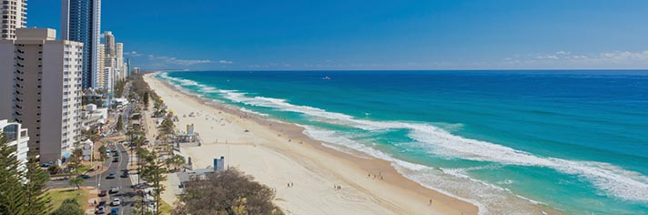 Surfers Paradise Vacation Packages with Vacations by Marriott