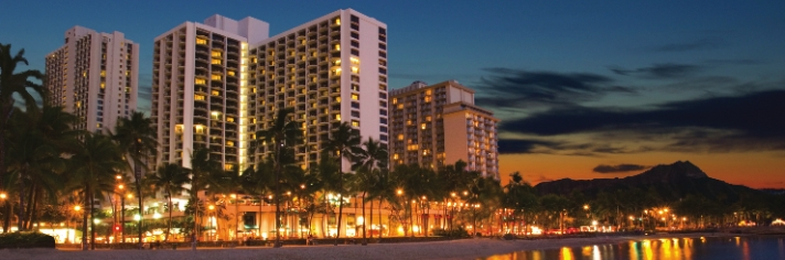 Vacation At The Waikiki Beach Marriott Resort Spa