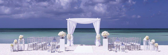 Wedding Vacations with Marriott
