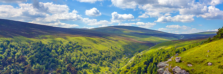 Wicklow Mountains County Wicklow Ireland   GettyImages-512464418