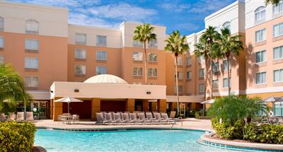 SpringHill Suites Orlando Lake Buena Vista in the Marriott Village