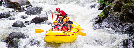 Costa Rica Whitewater River Rafting