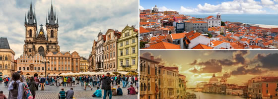 Europe Summer Vacation Destinations