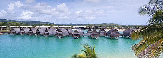 Fiji Marriott Resort Momi Bay Overwater Bungalows