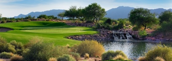 Sheraton Grand at Wild Horse Pass Whirlwind Golf Course
